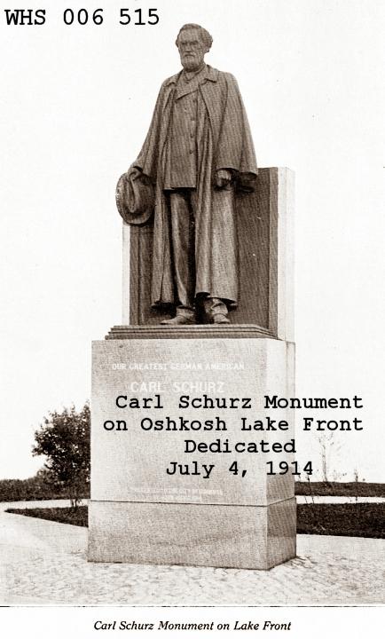 Carl Schurz Statue