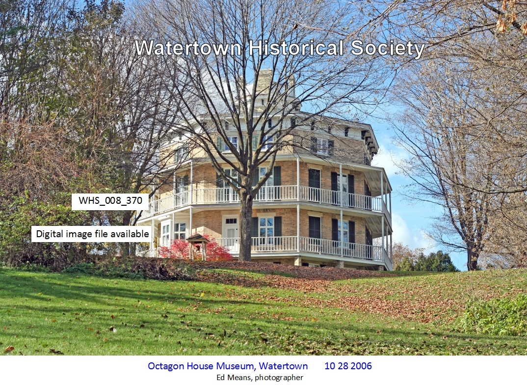 watertown s octagon house