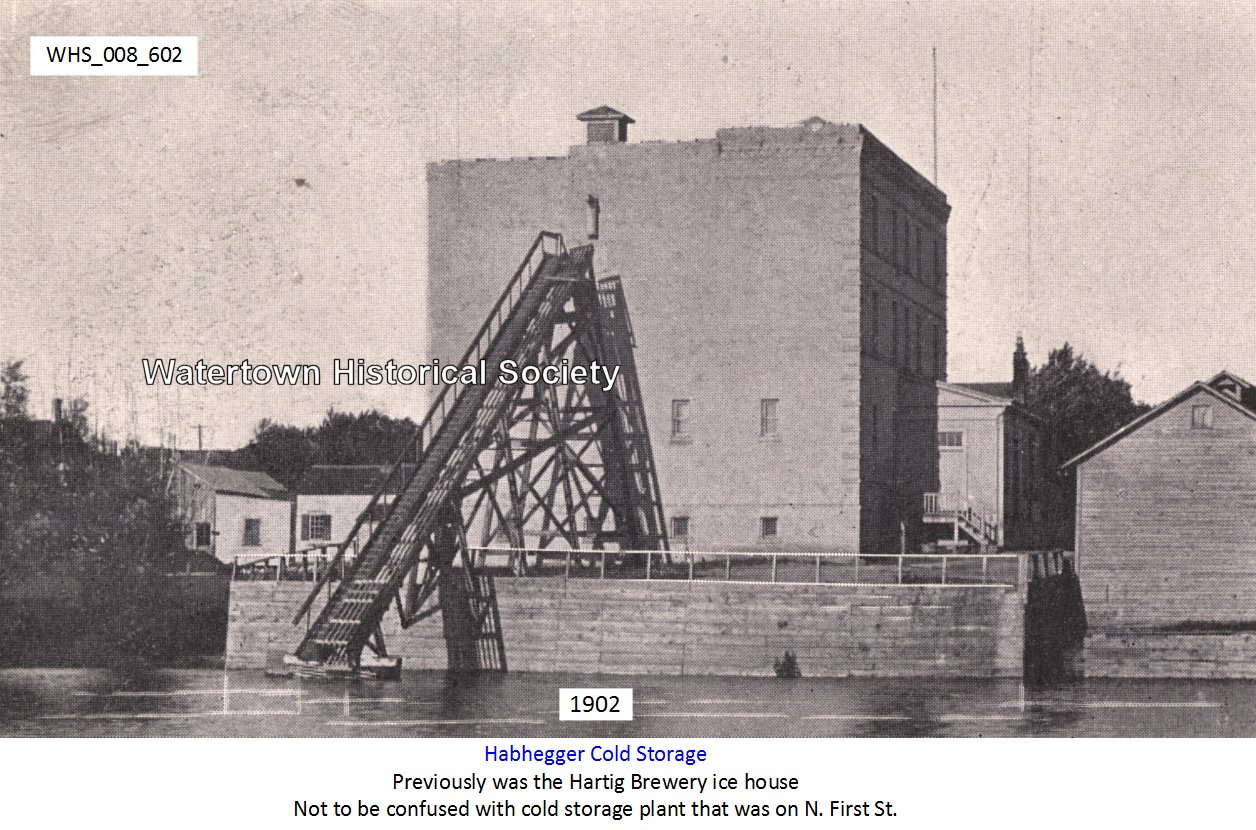 1903 & Habhegger Cold Storage Company